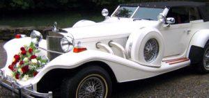 Quelle voiture choisir pour son mariage ?