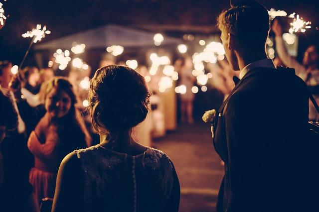 Choisir sa salle de mariage, les critères à tenir en compte