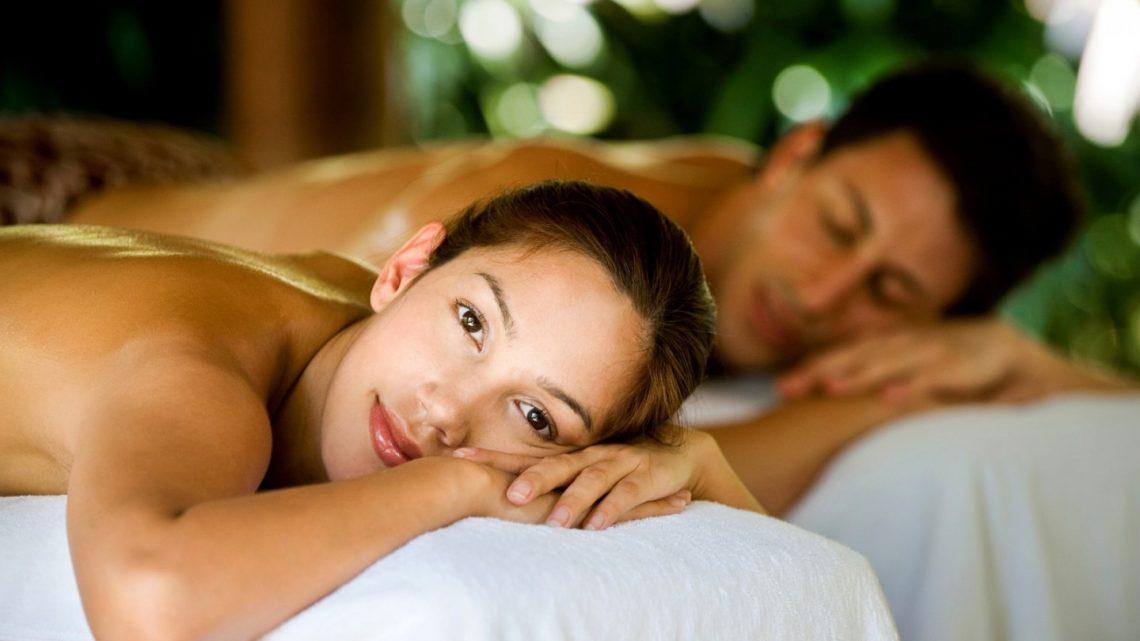 Les bienfaits du massage en couple