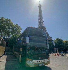 location bus paris