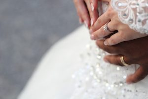 Bijoux mariage avec diamant