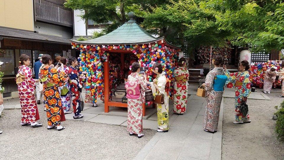 À la découverte de la culture et des traditions au Japon