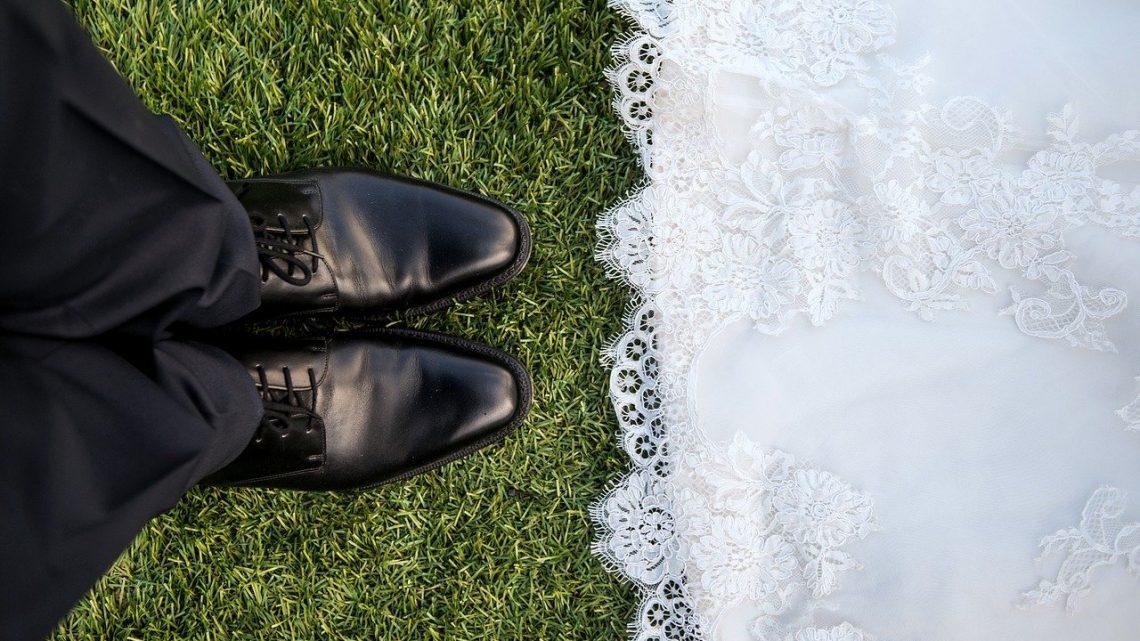 4 étapes pour choisir les bonnes chaussures de marié