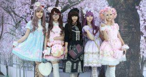 La tendance vestimentaire au Japon