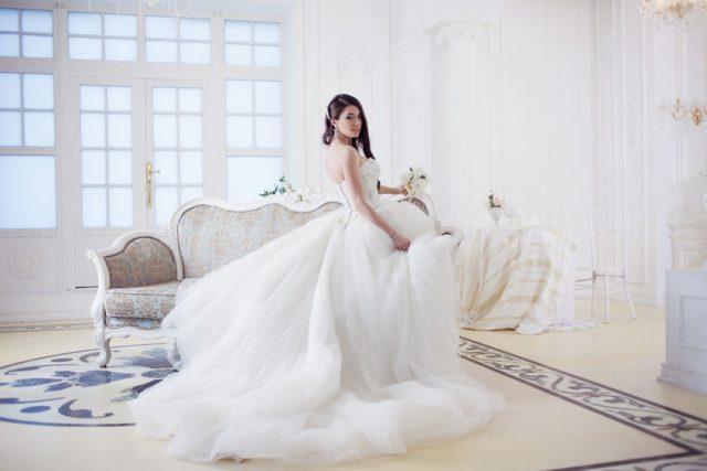 5 Astuces pour rentrer dans sa robe de mariée